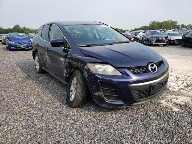 Salvage cars for sale from Copart Fredericksburg, VA: 2010 Mazda CX-7