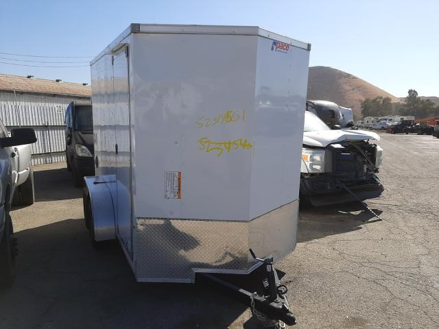 Salvage cars for sale from Copart Colton, CA: 2021 Pamr Cargo