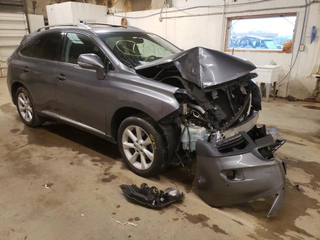 2012 Lexus RX 350 en venta en Casper, WY