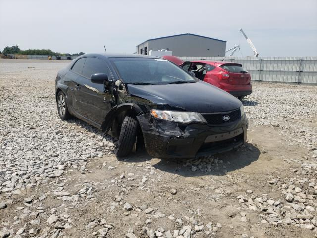 Salvage cars for sale from Copart Earlington, KY: 2013 KIA Forte EX