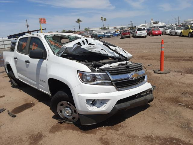 Salvage cars for sale from Copart Phoenix, AZ: 2020 Chevrolet Colorado