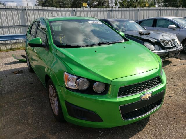 2015 Chevrolet Sonic LT for sale in Eight Mile, AL