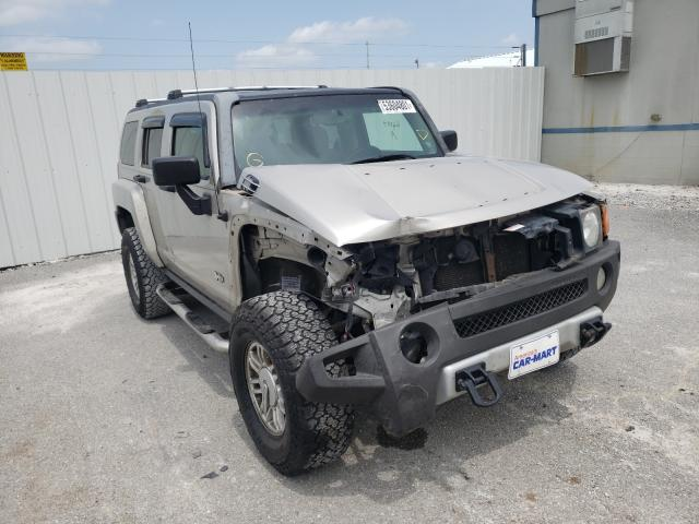 Hummer salvage cars for sale: 2008 Hummer H3 Adventu