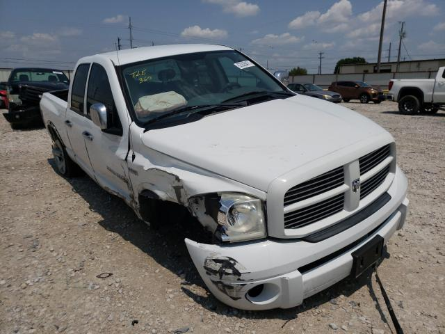 Salvage cars for sale from Copart Haslet, TX: 2007 Dodge RAM 1500 S