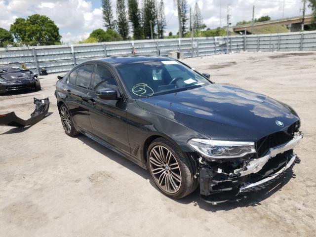 2019 BMW 540 I WBAJE5C53KWW11986