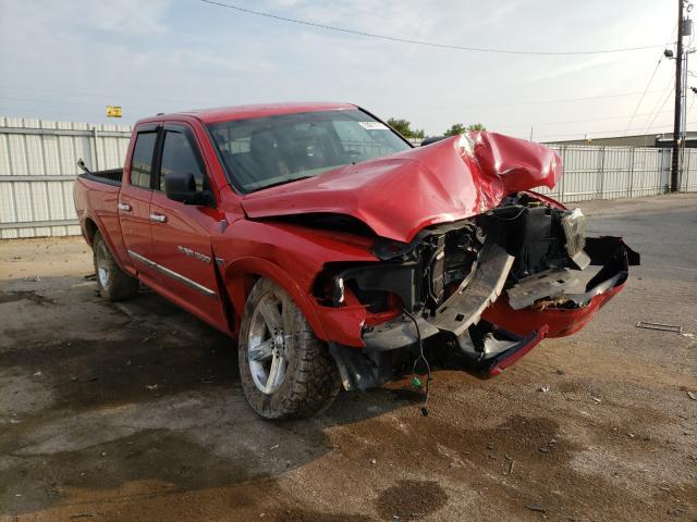 Dodge salvage cars for sale: 2011 Dodge RAM 1500