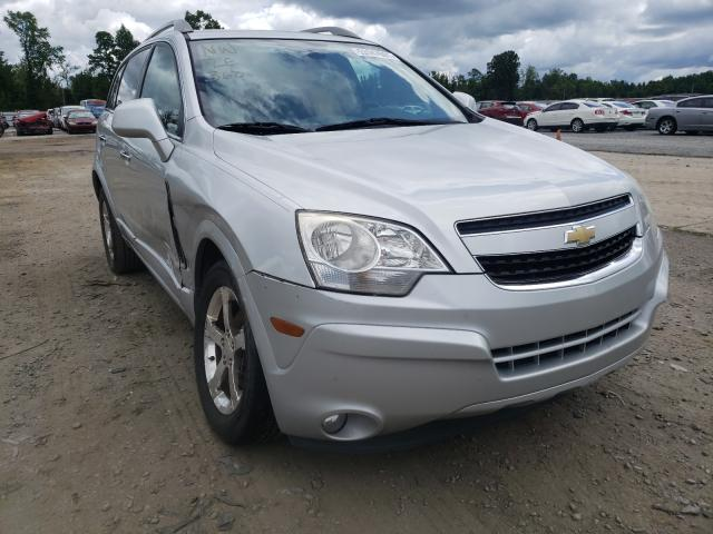 Chevrolet Captiva salvage cars for sale: 2012 Chevrolet Captiva
