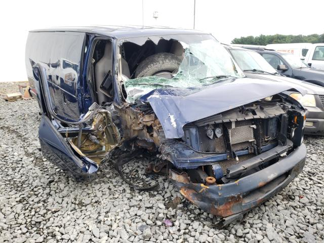 Ford Econoline salvage cars for sale: 2012 Ford Econoline