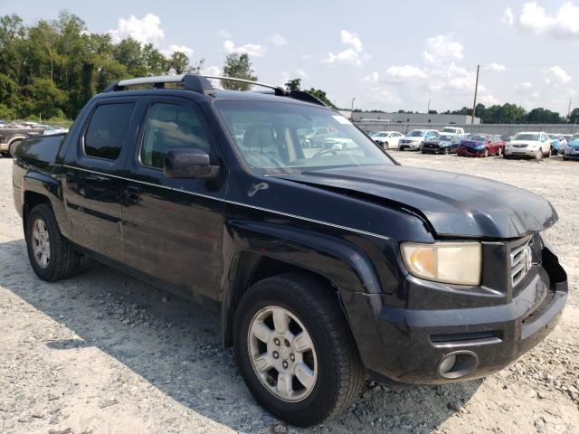 Salvage cars for sale from Copart Tifton, GA: 2006 Honda Ridgeline