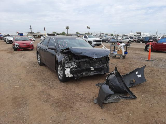 Salvage cars for sale from Copart Phoenix, AZ: 2010 Toyota Camry Base