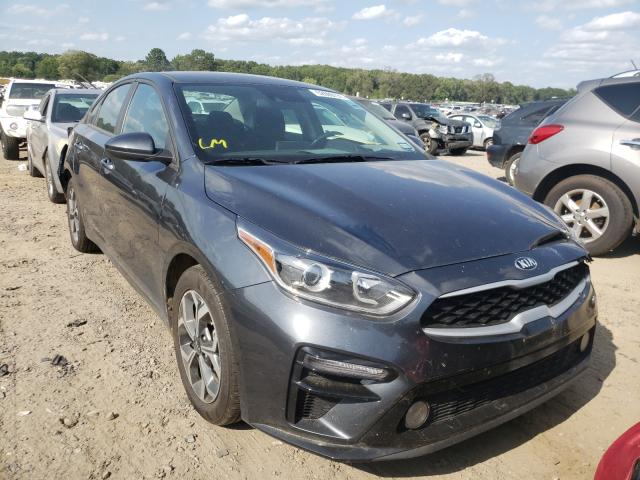 Salvage cars for sale at Conway, AR auction: 2021 KIA Forte FE