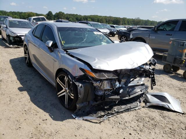 Salvage cars for sale at Conway, AR auction: 2019 Toyota Camry L