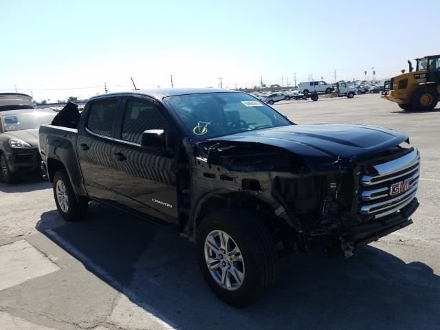 Vehiculos salvage en venta de Copart Sun Valley, CA: 2020 GMC Canyon SLE
