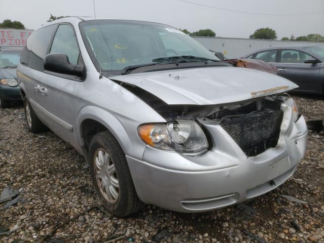 Vehiculos salvage en venta de Copart Cudahy, WI: 2007 Chrysler Town & Country