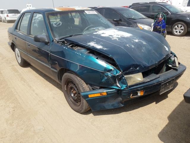 Plymouth salvage cars for sale: 1994 Plymouth Sundance