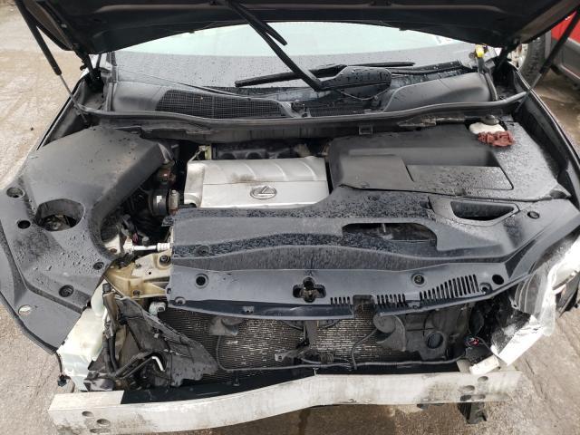 2010 LEXUS RX 350 2T2BK1BA1AC078191