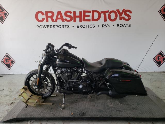 Harley-Davidson salvage cars for sale: 2019 Harley-Davidson Flhxs