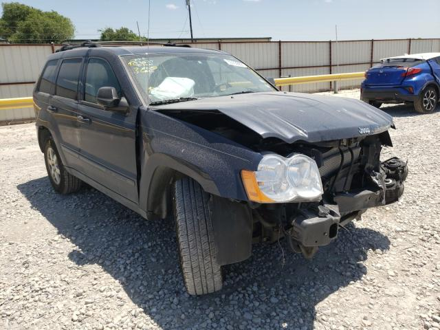 Salvage cars for sale from Copart Haslet, TX: 2009 Jeep Grand Cherokee