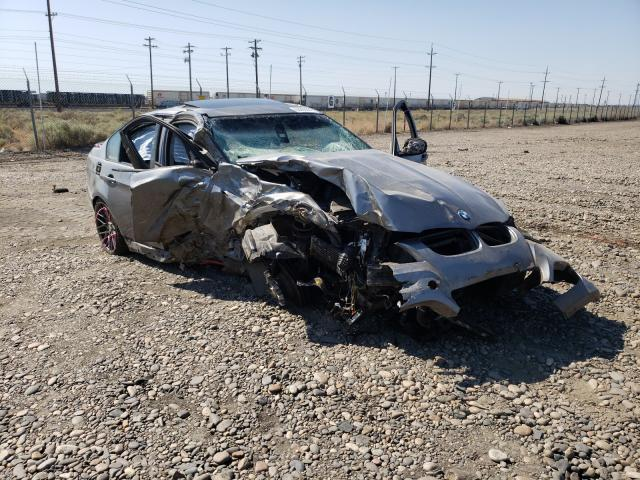 Salvage cars for sale from Copart Pasco, WA: 2009 BMW 335 I