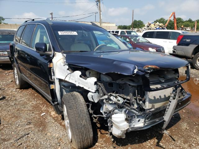 Salvage cars for sale from Copart Hillsborough, NJ: 2011 Volvo XC90 3.2