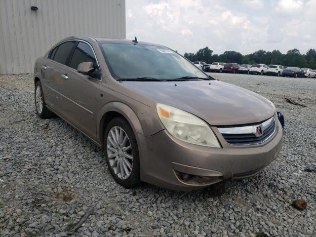 Salvage cars for sale from Copart Byron, GA: 2007 Saturn Aura XR