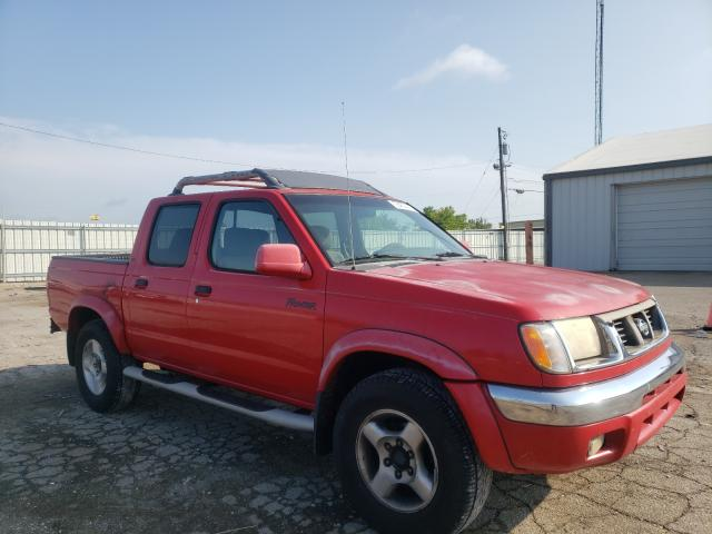 Salvage 2000 NISSAN FRONTIER - Small image. Lot 53402341