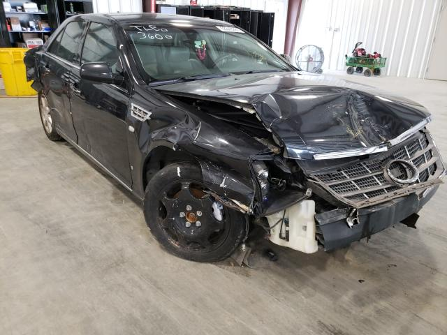 Cadillac STS salvage cars for sale: 2009 Cadillac STS