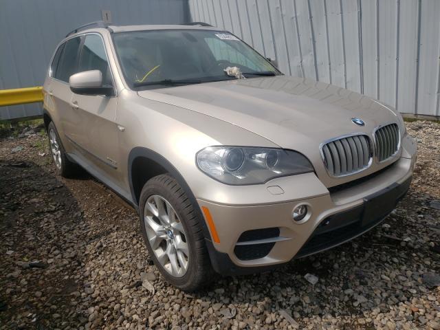 Vehiculos salvage en venta de Copart Cudahy, WI: 2013 BMW X5 XDRIVE3