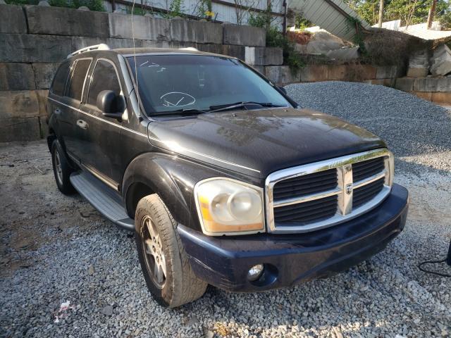 Dodge salvage cars for sale: 2006 Dodge Durango LI
