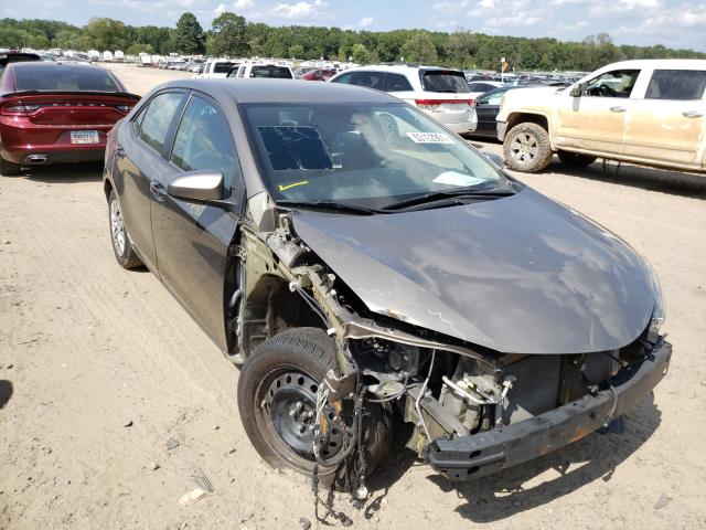 Salvage cars for sale at Conway, AR auction: 2018 Toyota Corolla L