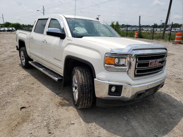 Salvage cars for sale from Copart Indianapolis, IN: 2014 GMC Sierra K15
