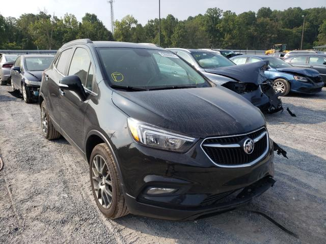 Vehiculos salvage en venta de Copart York Haven, PA: 2019 Buick Encore Sport