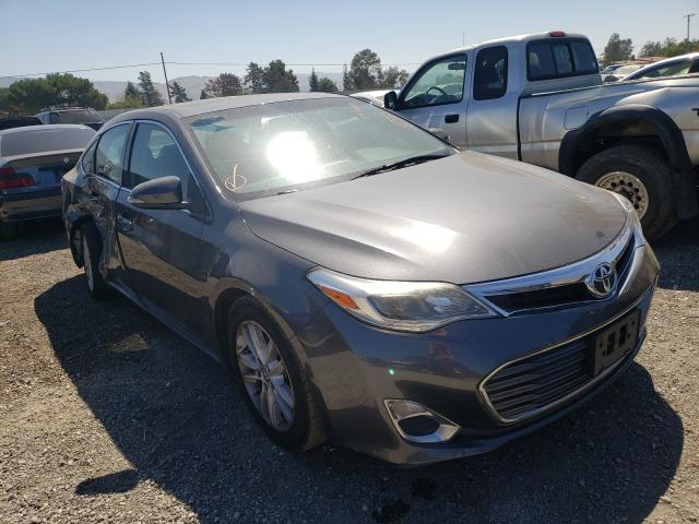 Salvage cars for sale from Copart San Martin, CA: 2013 Toyota Avalon Base