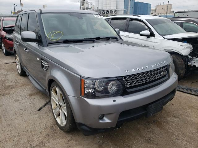 Salvage cars for sale from Copart Chicago Heights, IL: 2012 Land Rover Range Rover