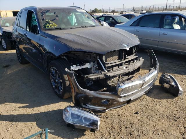 Salvage cars for sale from Copart San Martin, CA: 2018 BMW X5 XDRIVE3