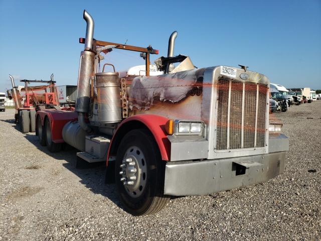 Vehiculos salvage en venta de Copart Houston, TX: 2003 Peterbilt 379
