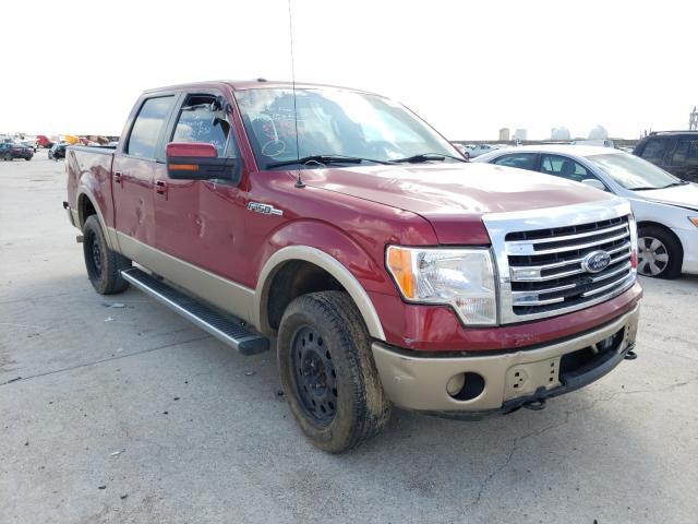 Vehiculos salvage en venta de Copart New Orleans, LA: 2013 Ford F150 Super