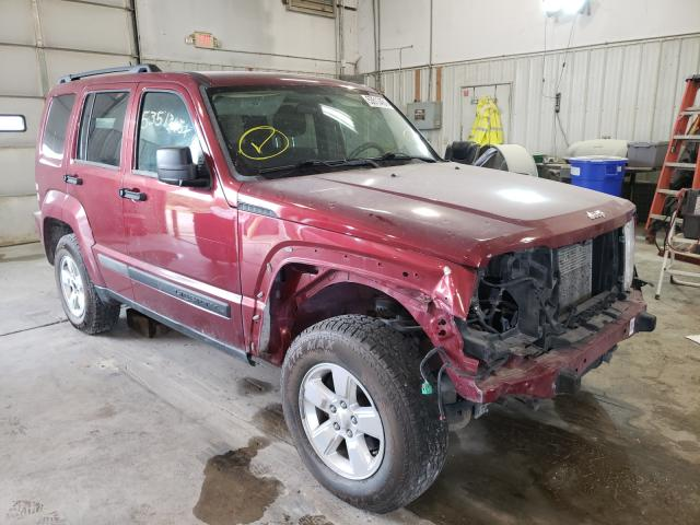 Salvage cars for sale from Copart Columbia, MO: 2012 Jeep Liberty SP