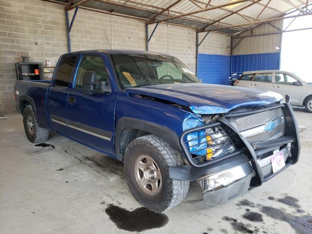 Vehiculos salvage en venta de Copart Cartersville, GA: 2004 Chevrolet Silverado