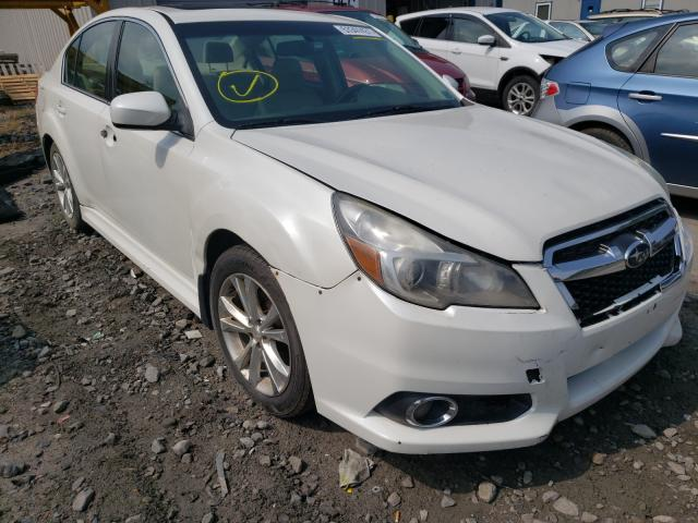 Salvage cars for sale from Copart Duryea, PA: 2013 Subaru Legacy 2.5