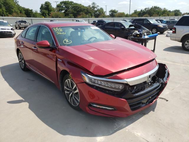 Vehiculos salvage en venta de Copart Wilmer, TX: 2020 Honda Accord TOU