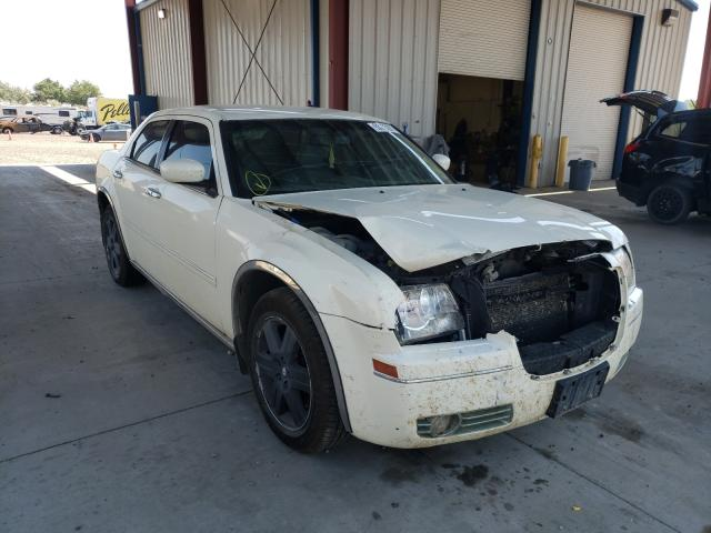 Salvage cars for sale at Billings, MT auction: 2006 Chrysler 300 Touring