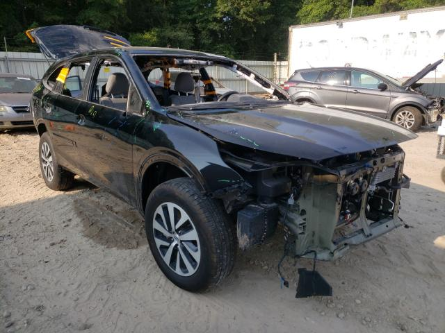 Salvage cars for sale from Copart Midway, FL: 2021 Subaru Outback PR
