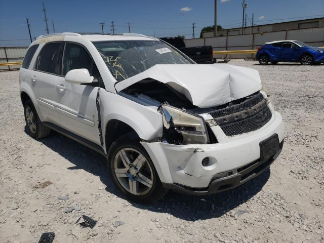 Salvage cars for sale from Copart Haslet, TX: 2008 Chevrolet Equinox LT