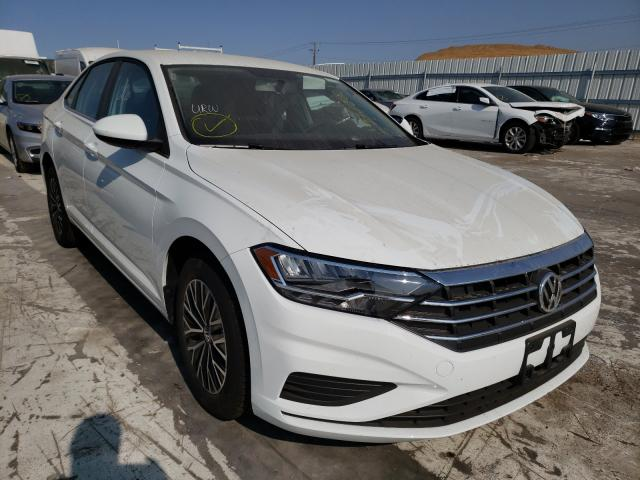 Rental Vehicles for sale at auction: 2021 Volkswagen Jetta S