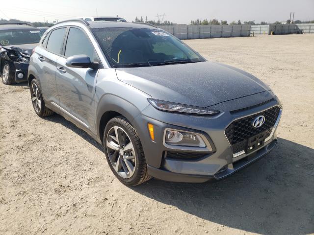 Vehiculos salvage en venta de Copart Anderson, CA: 2020 Hyundai Kona Ultim
