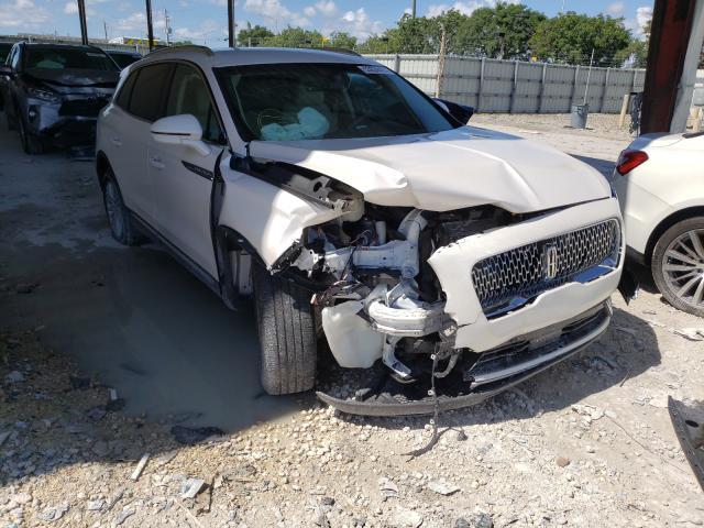 Lincoln Nautilus salvage cars for sale: 2019 Lincoln Nautilus