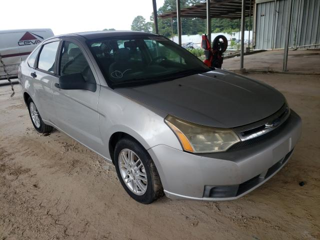 Salvage cars for sale from Copart Fairburn, GA: 2009 Ford Focus SE