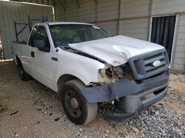 Salvage cars for sale from Copart China Grove, NC: 2007 Ford F150