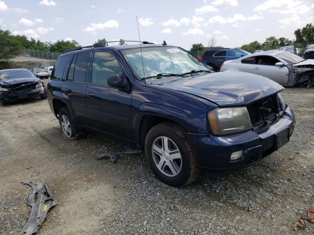 Salvage cars for sale from Copart Baltimore, MD: 2007 Chevrolet Trailblazer